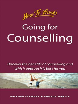 cover image of Going for Counselling