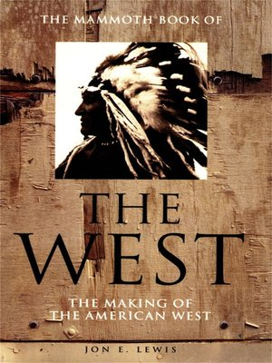 cover image of The Mammoth Book of the West