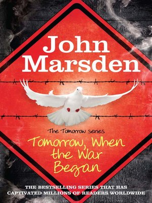 cover image of Tomorrow, When the War Began