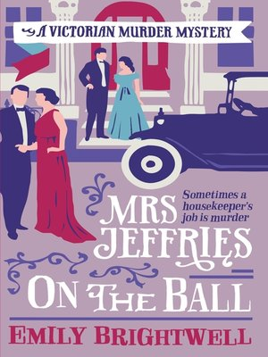 cover image of Mrs Jeffries On the Ball