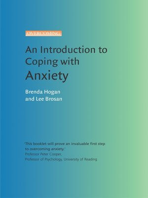cover image of Introduction to Coping with Anxiety