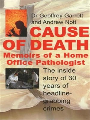 cover image of Cause of Death