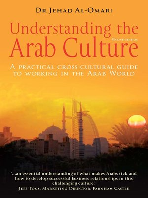 cover image of Understanding the Arab Culture