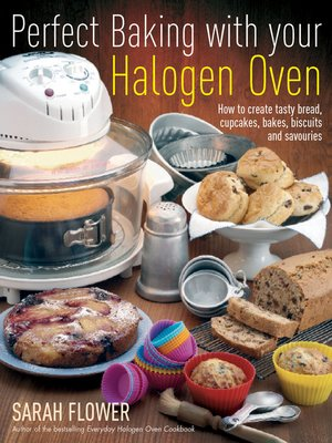 cover image of Perfect Baking with Your Halogen Oven