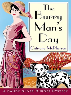 cover image of The Burry Man's Day
