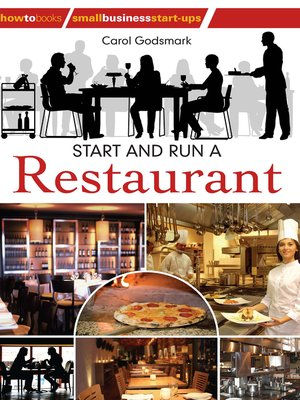 cover image of Start and Run a Restaurant