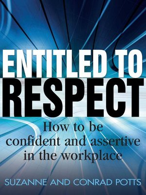 cover image of Entitled to Respect