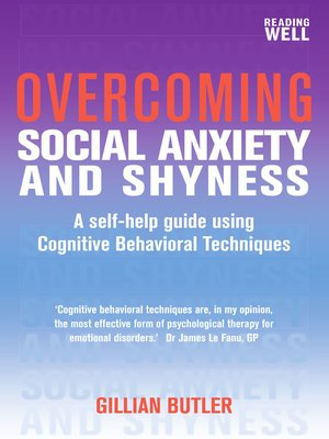 cover image of Overcoming Social Anxiety and Shyness