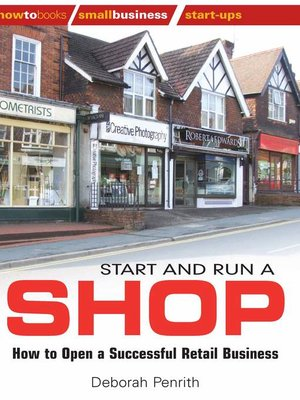 cover image of Start and Run a Shop
