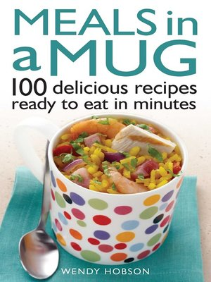 cover image of Meals in a Mug