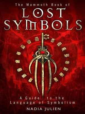 cover image of The Mammoth Book of Lost Symbols