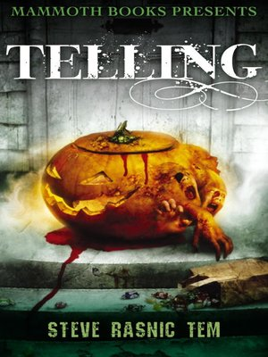 cover image of Mammoth Books Presents Telling