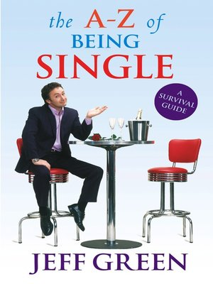 cover image of The A-Z of Being Single