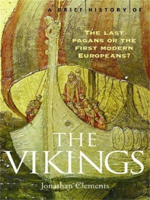 cover image of A Brief History of the Vikings
