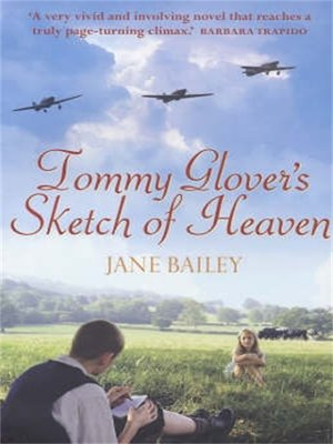 cover image of Tommy Glover's Sketch of Heaven