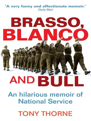 cover image of Brasso, Blanco and Bull