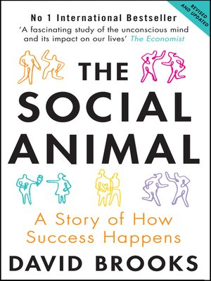 cover image of The Social Animal