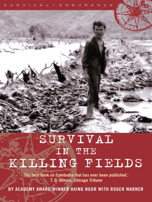 cover image of Survival in the Killing Fields