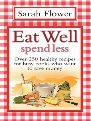 cover image of Eat Well, Spend Less