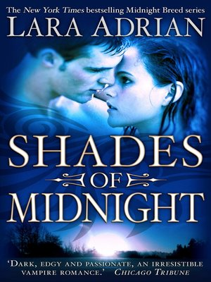cover image of Shades of Midnight