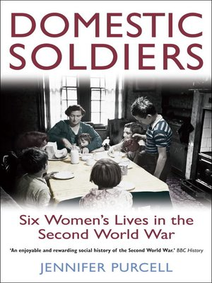 cover image of Domestic Soldiers