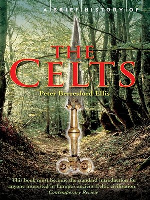 cover image of A Brief History of the Celts