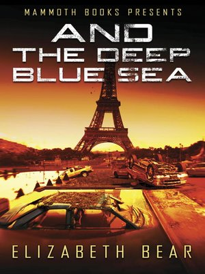 cover image of Mammoth Books presents And the Deep Blue Sea