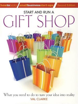 cover image of Start and Run a Gift Shop