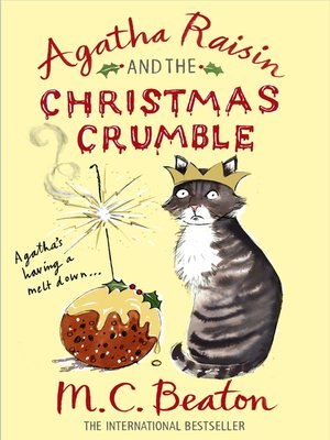 cover image of Agatha Raisin and the Christmas Crumble