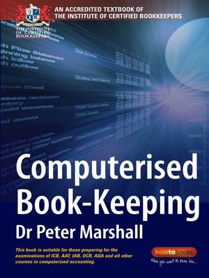 cover image of Computerised Book-Keeping