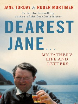 cover image of Dearest Jane...