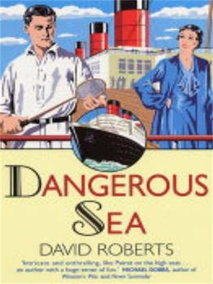 cover image of Dangerous Sea