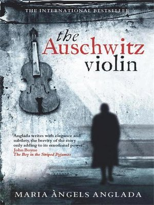 cover image of The Auschwitz Violin
