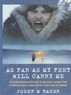 cover image of As Far as My Feet Will Carry Me