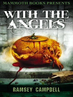 cover image of Mammoth Books Presents with the Angels