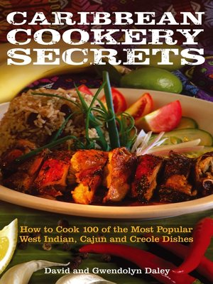cover image of Caribbean Cookery Secrets