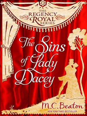 cover image of The Sins of Lady Dacey