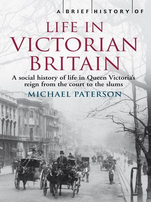 cover image of A Brief History of Life in Victorian Britain