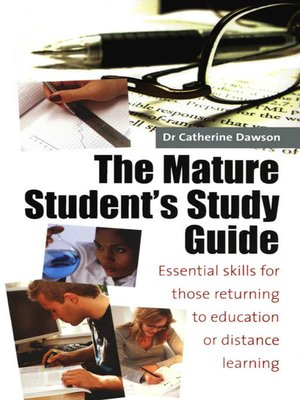cover image of The Mature Student's Study Guide