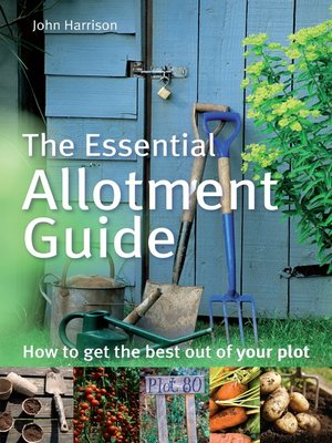 cover image of The Essential Allotment Guide