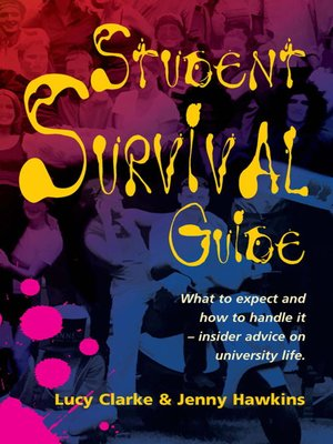 cover image of Student Survival Guide