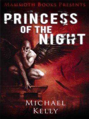cover image of Mammoth Books Presents Princess of the Night
