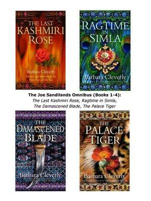 cover image of The Joe Sandilands Omnibus, Books 1 - 4