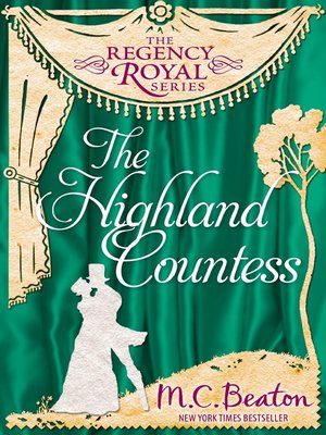 cover image of The Highland Countess