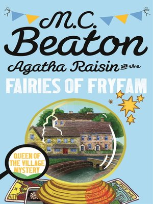 cover image of Agatha Raisin and the Fairies of Fryfam