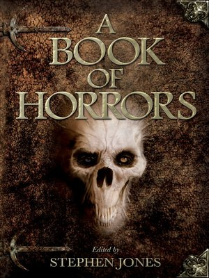 cover image of A Book of Horrors