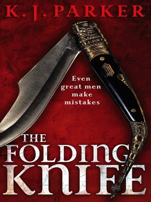 cover image of The Folding Knife