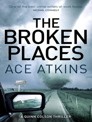 cover image of The Broken Places