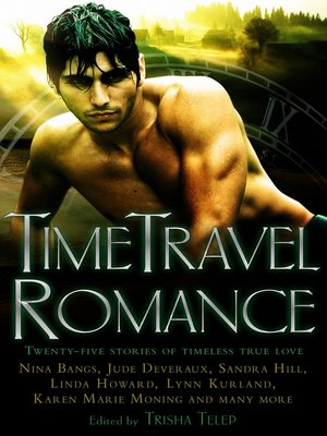 cover image of The Mammoth Book of Time Travel Romance
