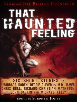 cover image of Mammoth Books Presents That Haunted Feeling
